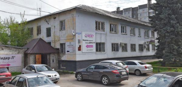 Отдельно стоящее здание на ул. Тельмана, 116