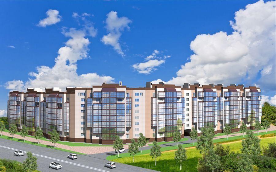 жилой комплекс на пер. 1-й Краснофлотский
