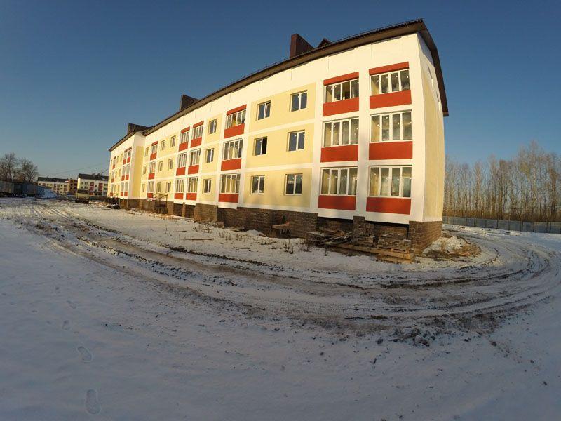 купить квартиру в ЖК Цветы Башкирии (ул. Ак. Курчатова)