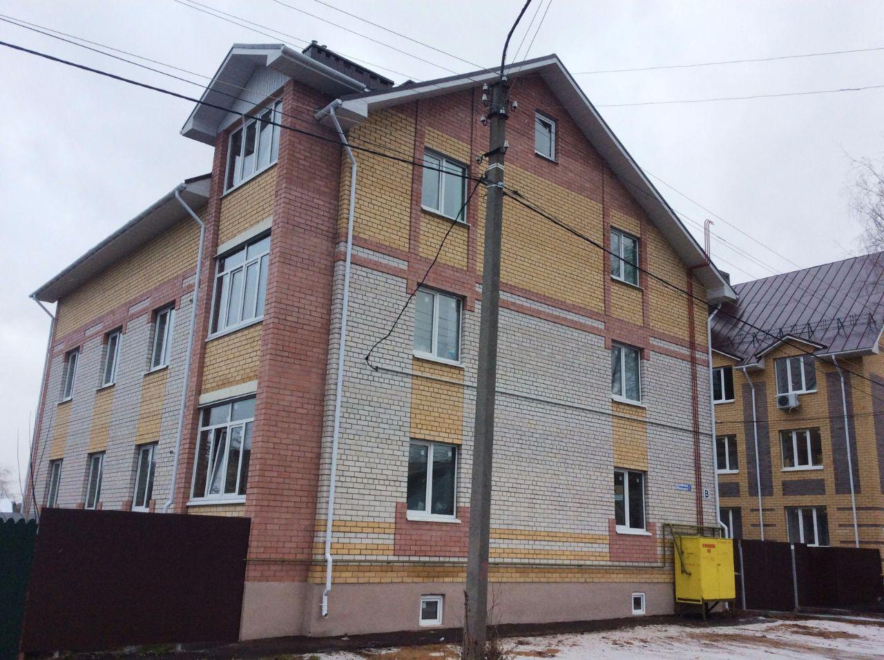 жилой комплекс по ул. Гражданская, 5