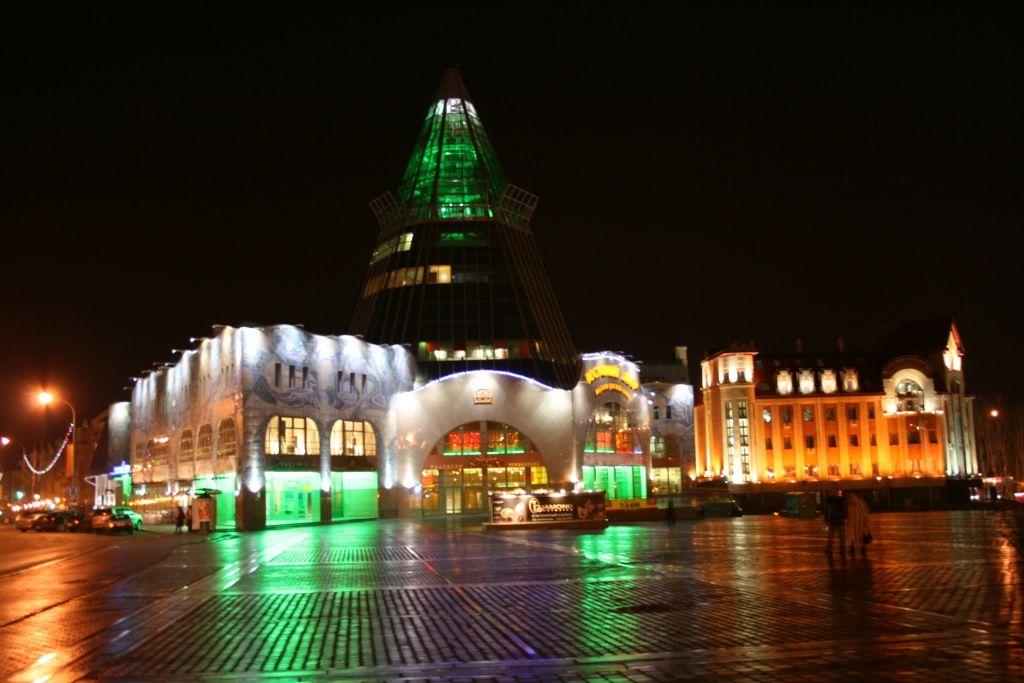 Торговом центре Гостиный двор