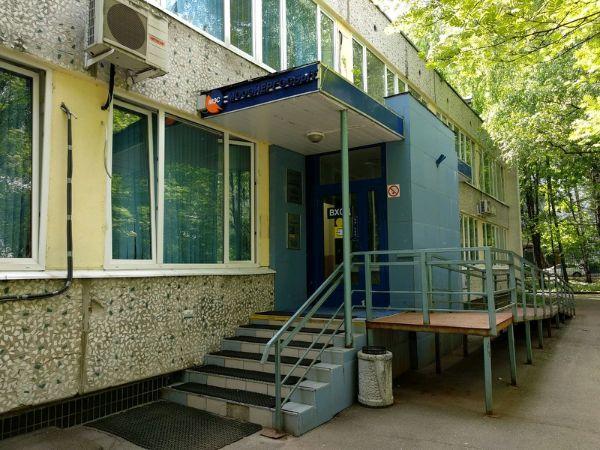 Административное здание на Каширском шоссе, 110к4