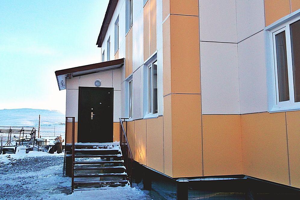 ЖК по ул. Портовая, 17а (Угольные Копи)
