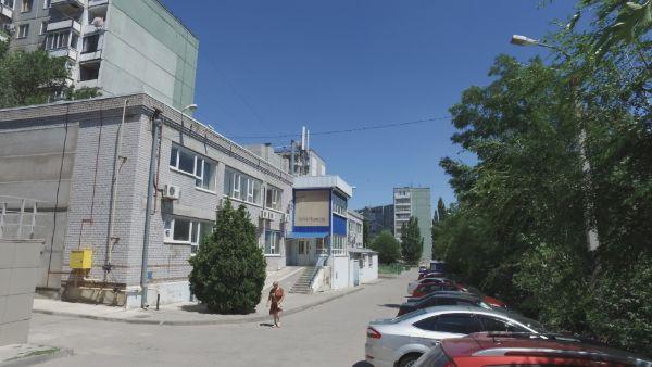 Отдельно стоящее здание Издательский дом