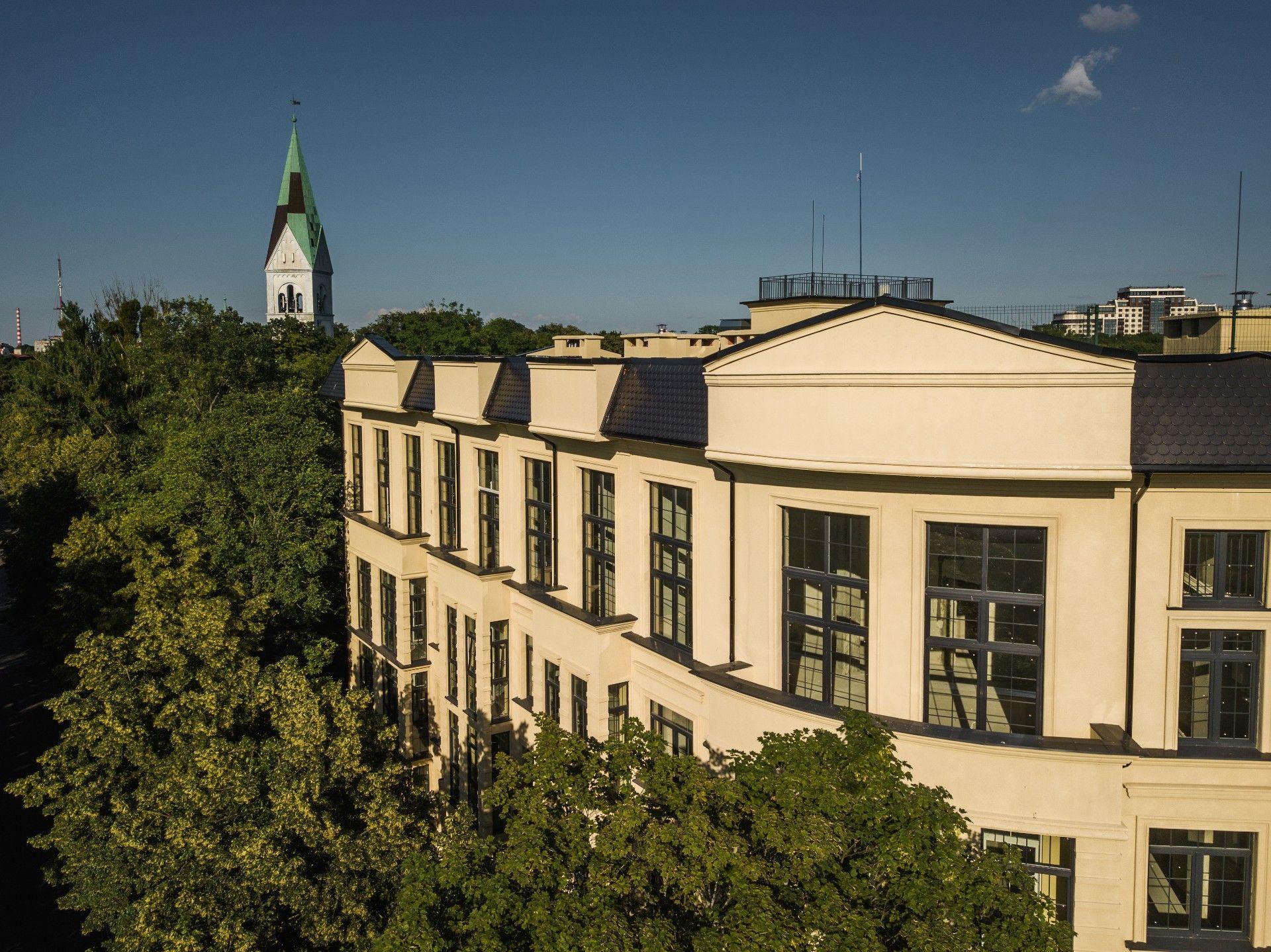 жилой комплекс Дом на Пушкина