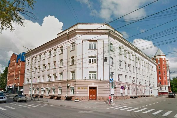 Бизнес-центр на проспекте Фрунзе, 20