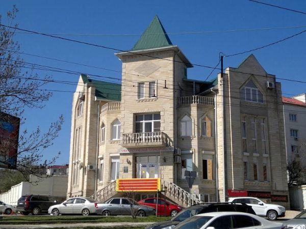 Бизнес-центр на ул. Лейтенанта Шмидта, 35А