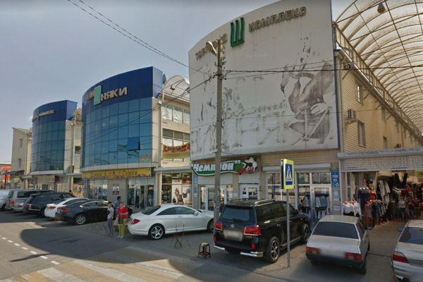 Торговый центр Вишняки