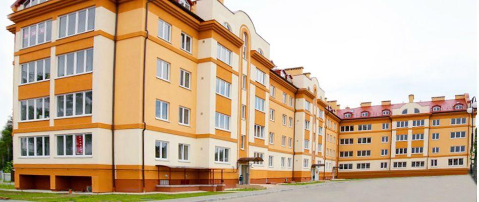 жилой комплекс по ул. Физкультурная, 25
