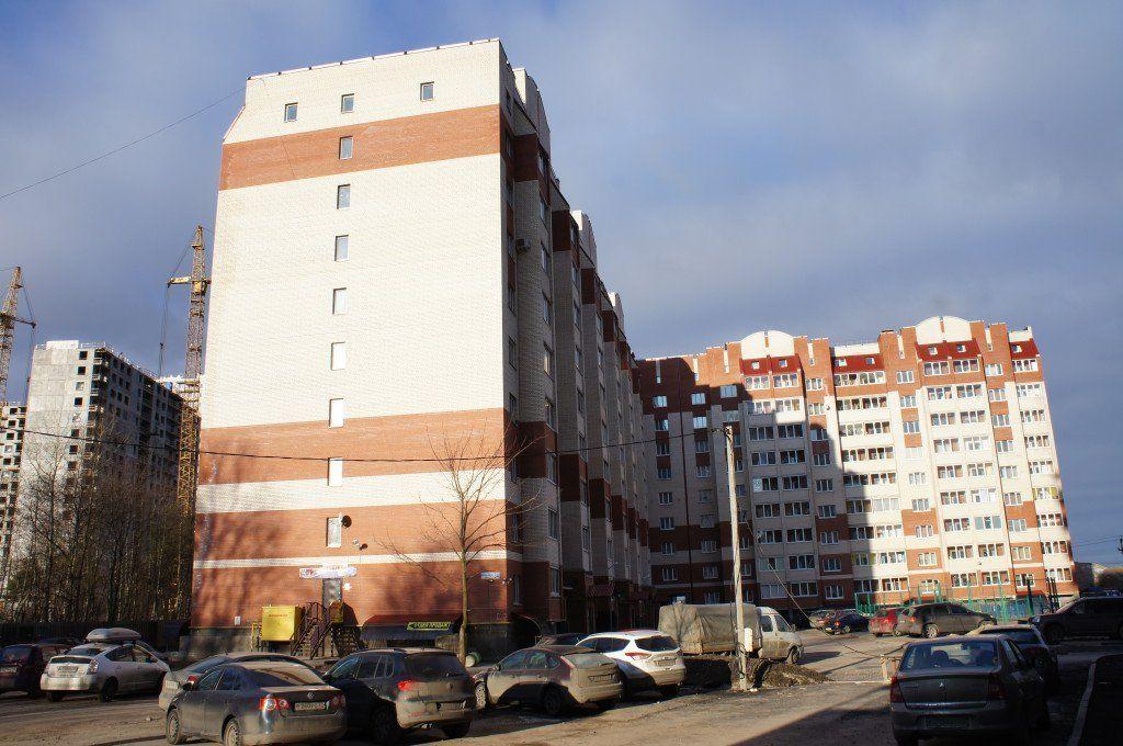 купить квартиру в ЖК шоссе в Лаврики 34