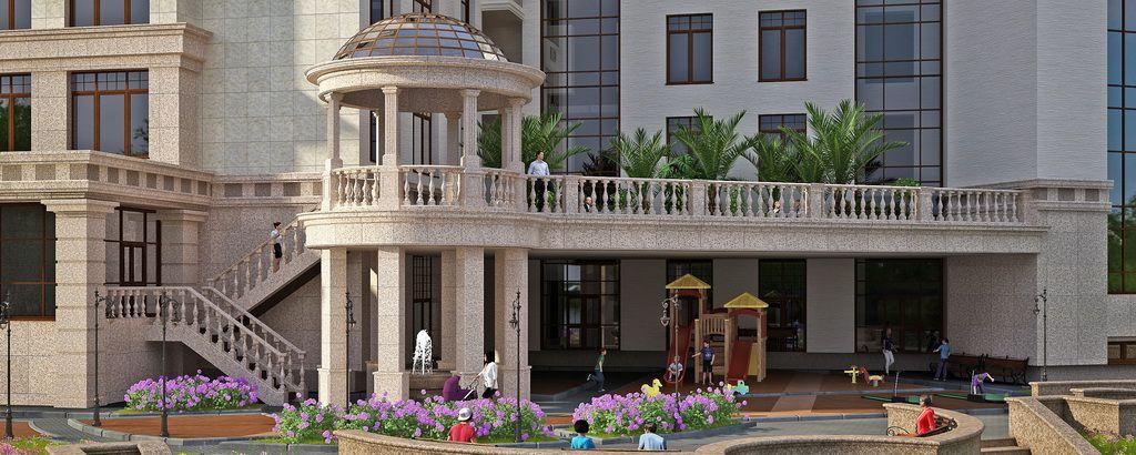 жилой комплекс Дом на Набережной