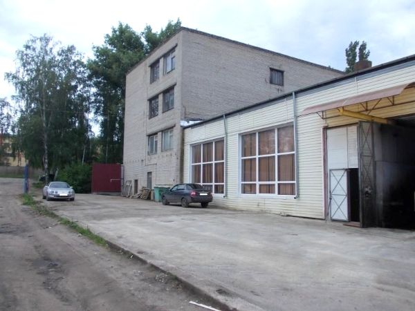Офисно-производственный комплекс на ул. Чебышева, 34