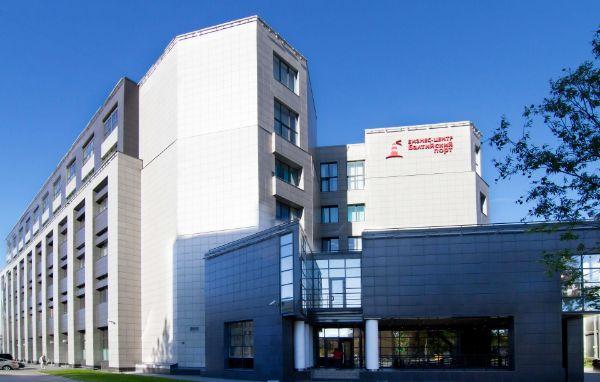 Бизнес-центр Балтийский порт