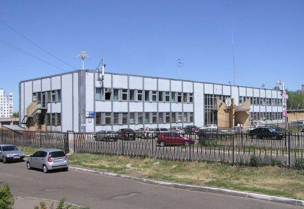 Бизнес-центр на ул. Студенческая, 6