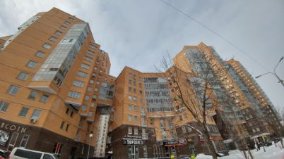 Аренда офиса улица братиславская 6 помещение для персонала Тропарево