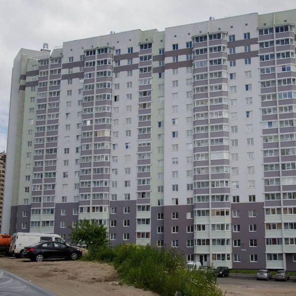 1-я Фотография ЖК «Бугры, Полевая ул., поз. 59а»