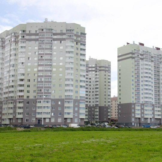 2-я Фотография ЖК «Бугры, Полевая ул., поз. 59а»