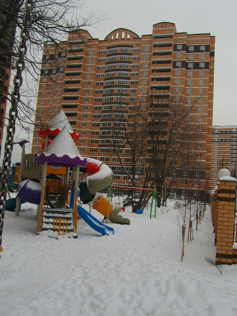 жилой комплекс Жилой квартал №4, корп.4