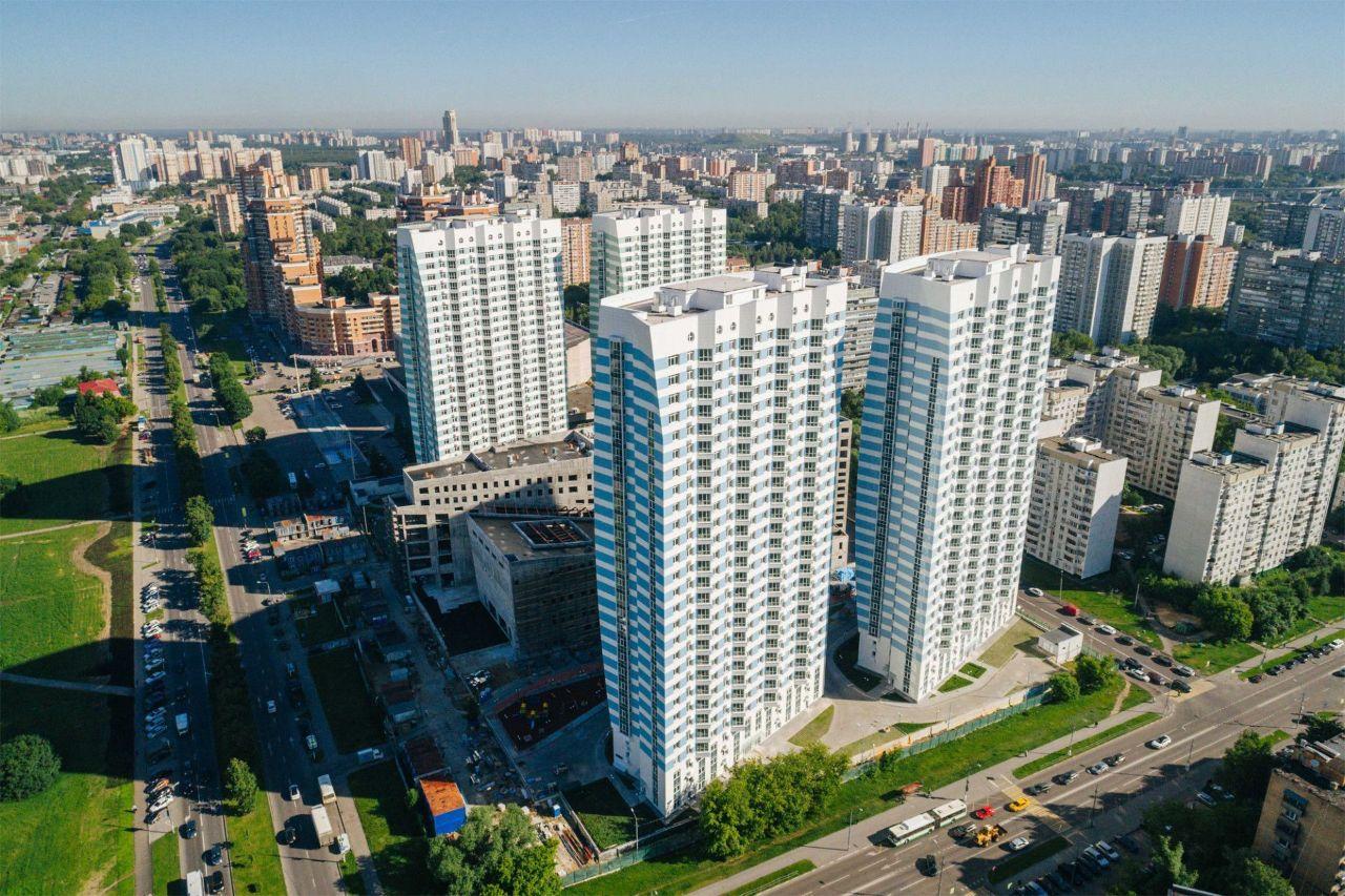 продажа квартир Апарт-комплекс Флотилия