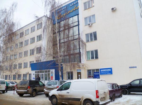 Бизнес-центр Сормово
