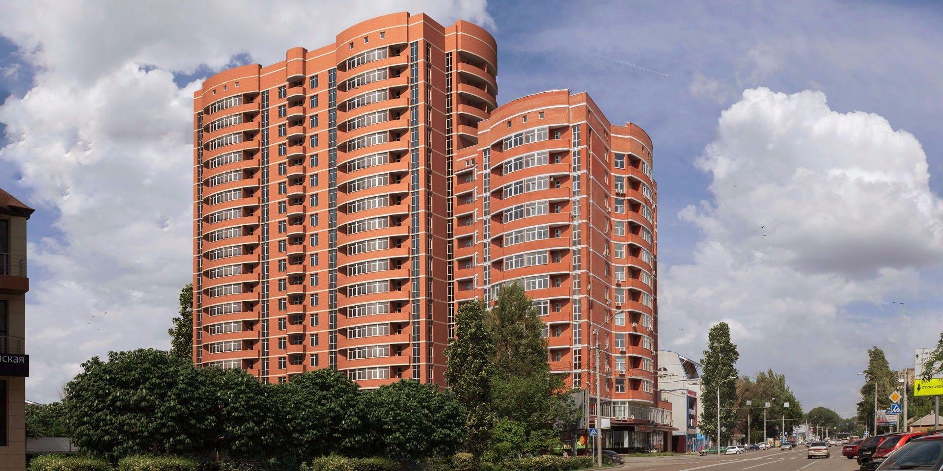 жилой комплекс Журавли