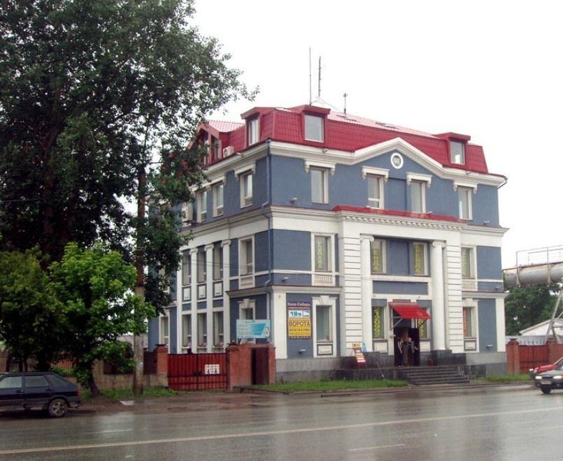 продажа помещений в БЦ на ул. Фабричная, 19А