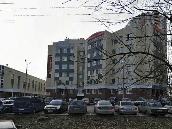 Офисный центр на ул. Михеева, 17
