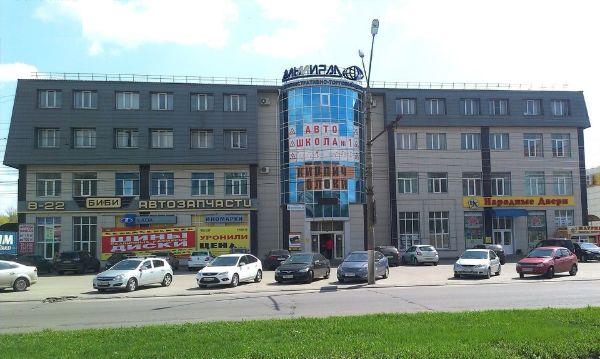 Торгово-офисный комплекс Альмирал