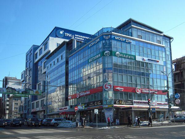 Торгово-офисный комплекс Моби Дик