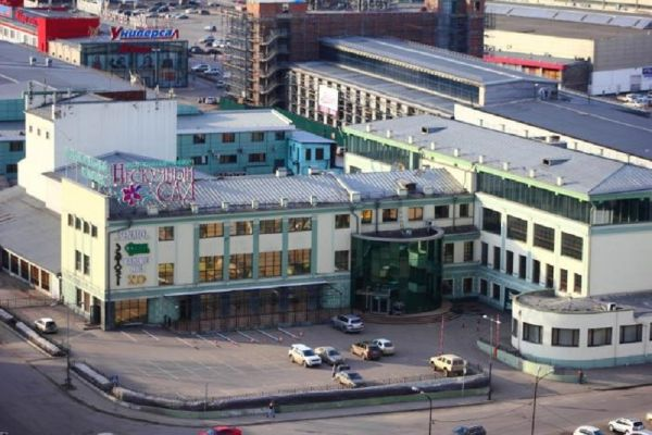 Торгово-офисный комплекс Нескучный сад