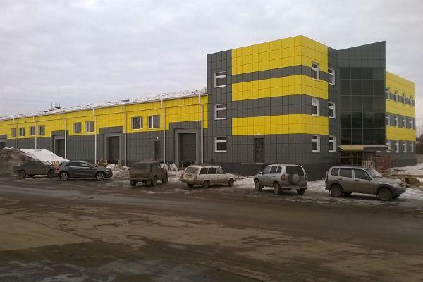Офисно-складской комплекс Логопарк Киров