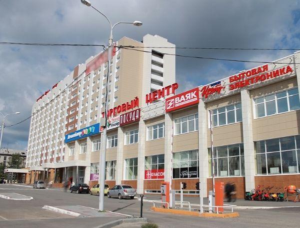 Торговый центр Воробьевы горы