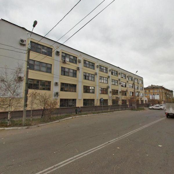 Офисное здание на ул. Амурская, 41