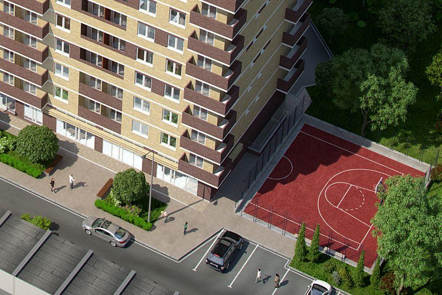 купить квартиру в ЖК Комсомольский