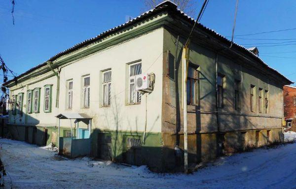 Отдельно стоящее здание на ул. Жуковского, 17