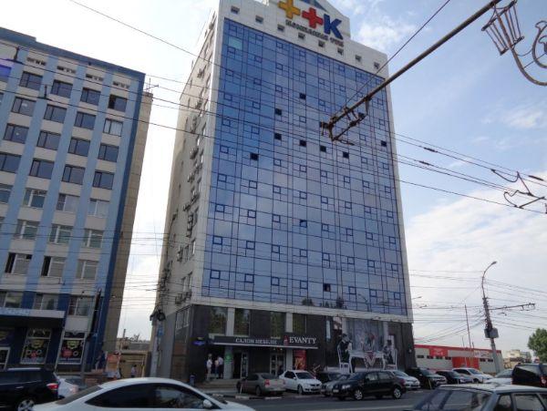 Бизнес-центр ТТК