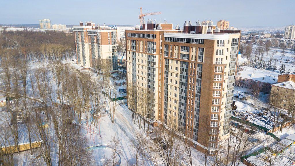 купить квартиру в ЖК Центр Парк