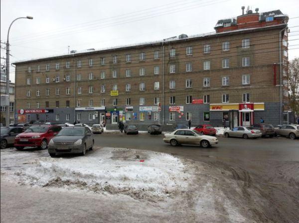 Офисное здание на проспекте Карла Маркса, 24