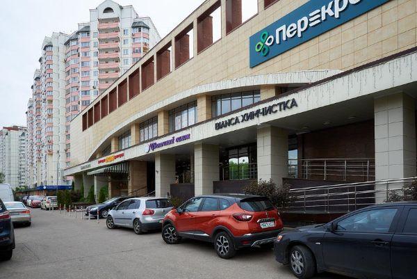 Торговый центр А58