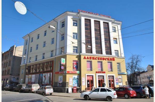 Торговый центр Алексеевский пассаж