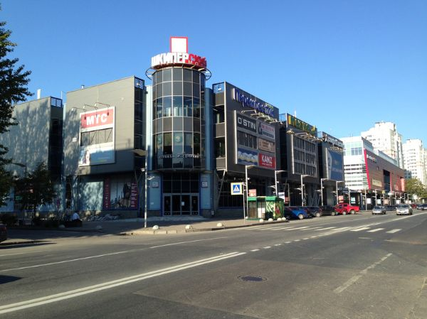 Торгово-развлекательный центр Шкиперский Молл