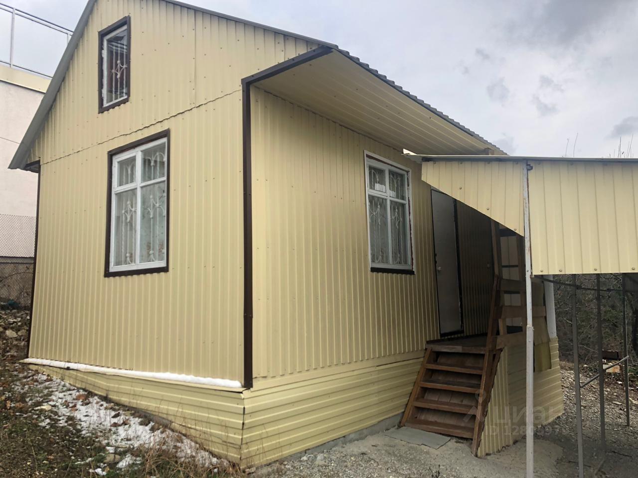 Продажа дома 30м² Краснодарский край, Геленджик городской округ, Лесное СНТ - база ЦИАН, объявление 227643097