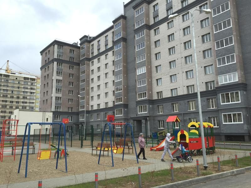 ЖК на ул. Новоселов