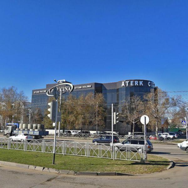 Торгово-офисный комплекс Aterk City (Атерк Сити)