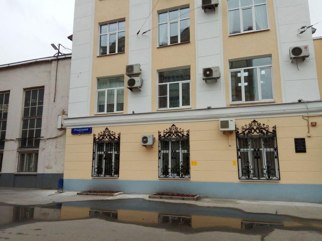 продажа помещений в БЦ Индустриальный парк Москабельмет (2с5)