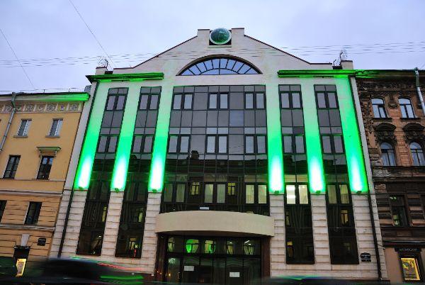 Бизнес-центр Полтавский