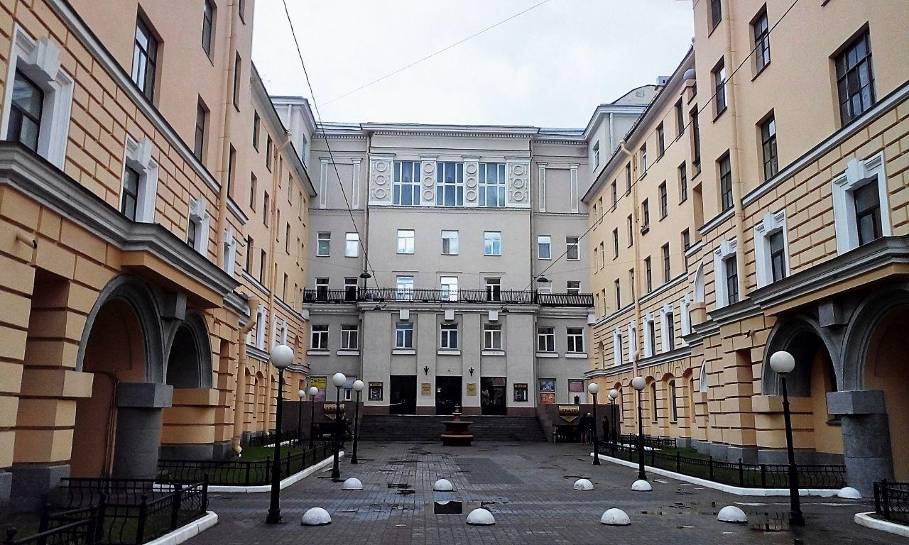 Сайт поиска помещений под офис Выборгская улица коммерческая недвижимость в москве жк лазаревская