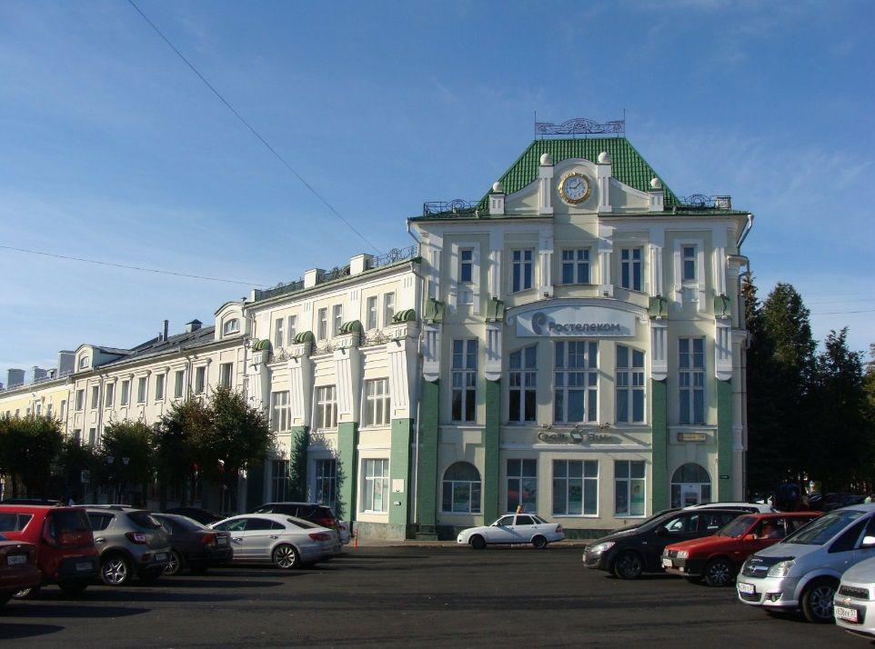 продажа помещений в БЦ на ул. Ленина, 39