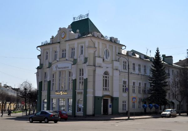 Административное здание на ул. Ленина, 39