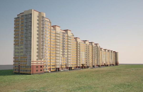 1-я Фотография ЖК «Мира проспект, 5»